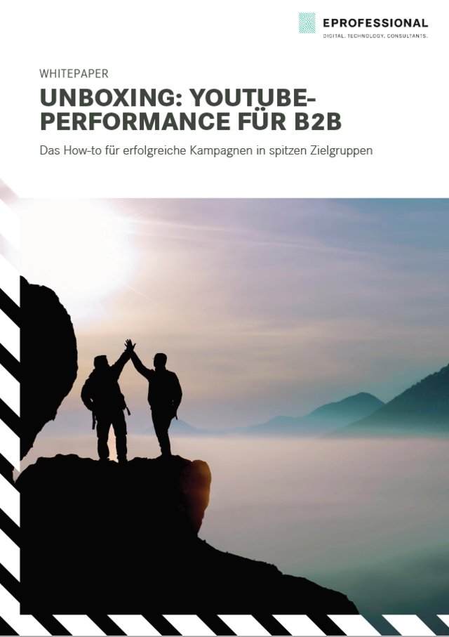 Unboxing: YouTube-Performance für B2B