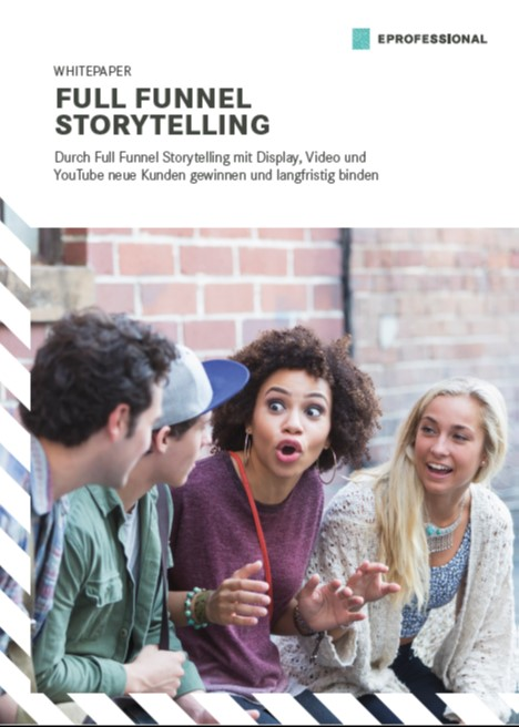 Full Funnel Storytelling mit YouTube